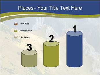 Rock on Tatra Mountains PowerPoint Template - Slide 65