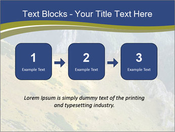 Rock on Tatra Mountains PowerPoint Template - Slide 71