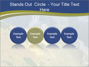 Rock on Tatra Mountains PowerPoint Template - Slide 76