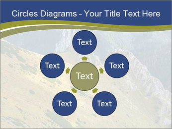 Rock on Tatra Mountains PowerPoint Template - Slide 78