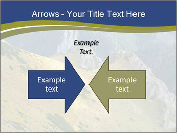 Rock on Tatra Mountains PowerPoint Template - Slide 90