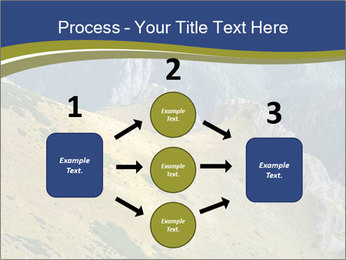 Rock on Tatra Mountains PowerPoint Template - Slide 92