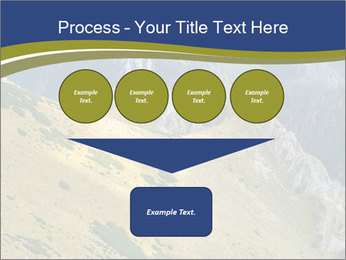 Rock on Tatra Mountains PowerPoint Template - Slide 93