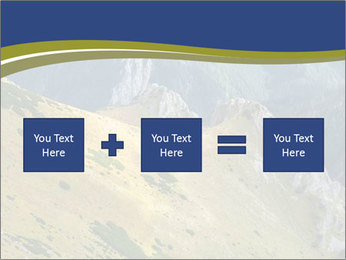 Rock on Tatra Mountains PowerPoint Template - Slide 95