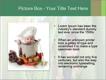 The girl and boy look happy PowerPoint Templates - Slide 13