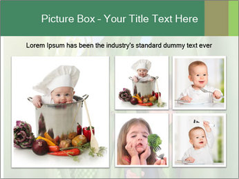 The girl and boy look happy PowerPoint Templates - Slide 19