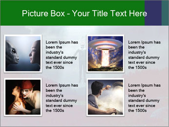 UFO PowerPoint Template - Slide 14