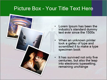 UFO PowerPoint Template - Slide 17