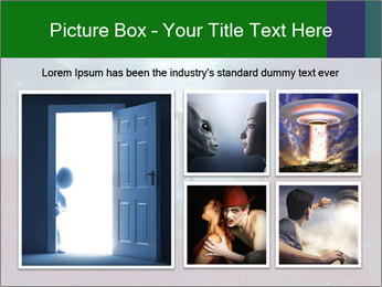 UFO PowerPoint Template - Slide 19