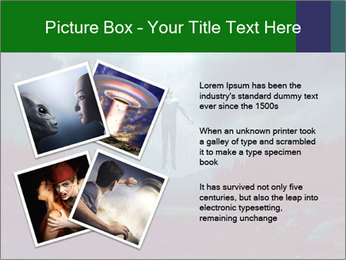 UFO PowerPoint Template - Slide 23