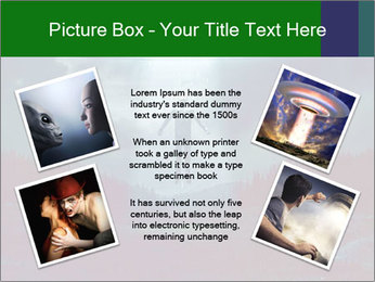 UFO PowerPoint Template - Slide 24