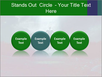 UFO PowerPoint Template - Slide 76
