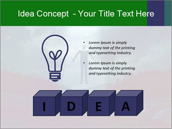 UFO PowerPoint Template - Slide 80