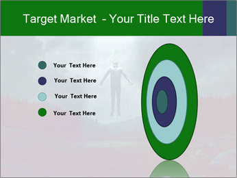 UFO PowerPoint Templates - Slide 84