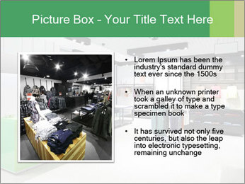 Luxury and fashionable brand PowerPoint Template - Slide 13