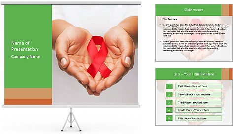 Healthcare and medicine concept PowerPoint Template