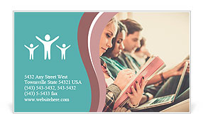 0000088436 Business Card Template