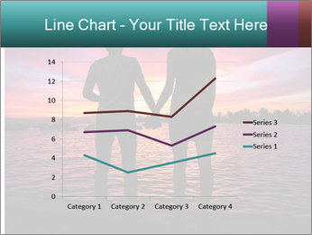 Little and Big couple and the sunset PowerPoint Template - Slide 54