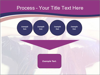 Closeup studio shot of pretty hipster teenage girl PowerPoint Templates - Slide 93
