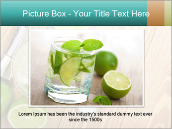 Classic margarita cocktail PowerPoint Templates - Slide 15