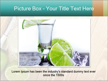 Classic margarita cocktail PowerPoint Templates - Slide 16