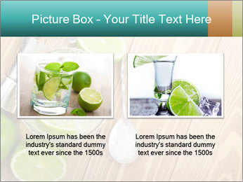 Classic margarita cocktail PowerPoint Templates - Slide 18