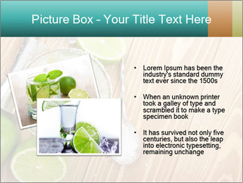 Classic margarita cocktail PowerPoint Templates - Slide 20