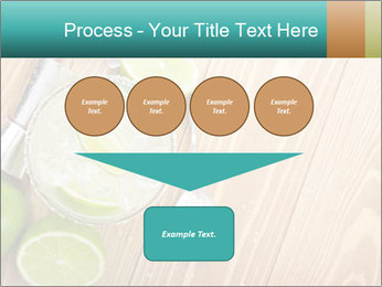Classic margarita cocktail PowerPoint Templates - Slide 93