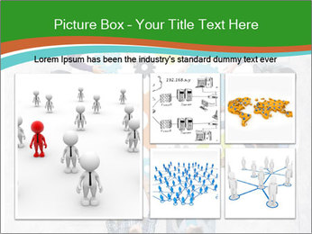Teamwork Concept PowerPoint Template - Slide 19