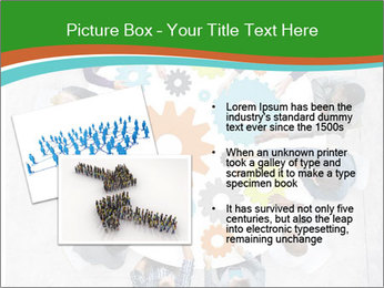 Teamwork Concept PowerPoint Template - Slide 20