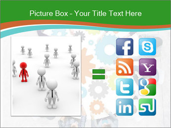 Teamwork Concept PowerPoint Template - Slide 21