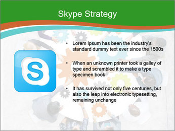 Teamwork Concept PowerPoint Template - Slide 8