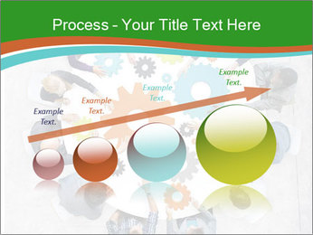 Teamwork Concept PowerPoint Templates - Slide 87