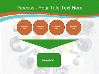 Teamwork Concept PowerPoint Template - Slide 93
