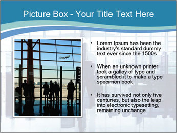 Businessman on the Phone PowerPoint Template - Slide 13