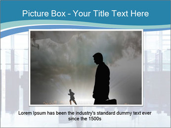 Businessman on the Phone PowerPoint Template - Slide 15