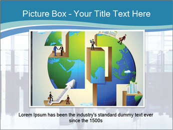 Businessman on the Phone PowerPoint Template - Slide 16
