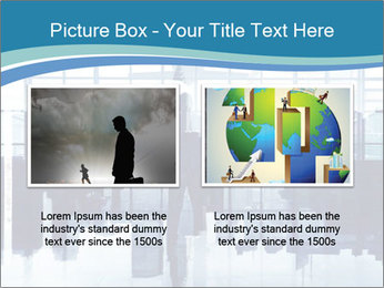 Businessman on the Phone PowerPoint Template - Slide 18