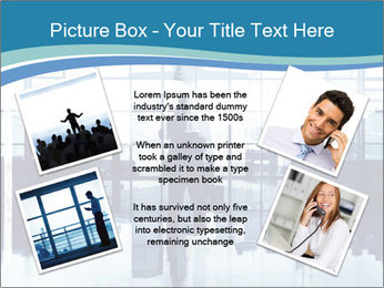 Businessman on the Phone PowerPoint Template - Slide 24
