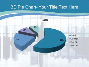 Businessman on the Phone PowerPoint Template - Slide 35