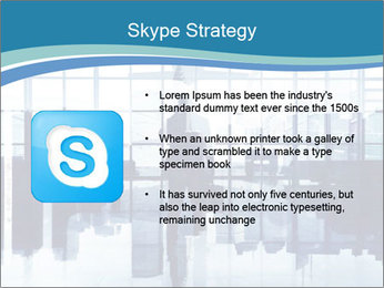 Businessman on the Phone PowerPoint Template - Slide 8