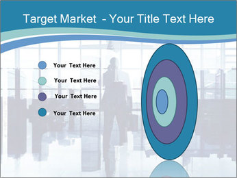 Businessman on the Phone PowerPoint Template - Slide 84