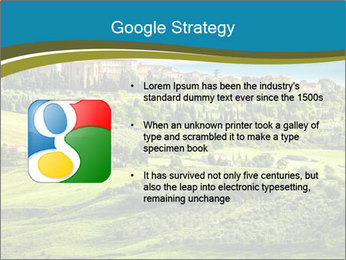 View of the town PowerPoint Templates - Slide 10