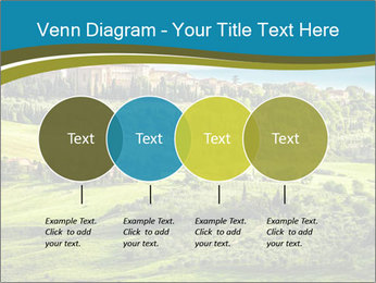 View of the town PowerPoint Templates - Slide 32