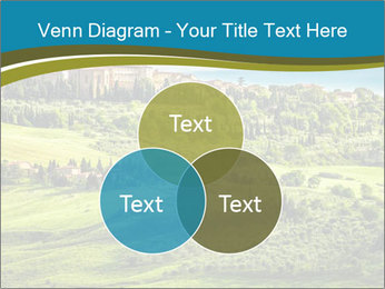 View of the town PowerPoint Templates - Slide 33