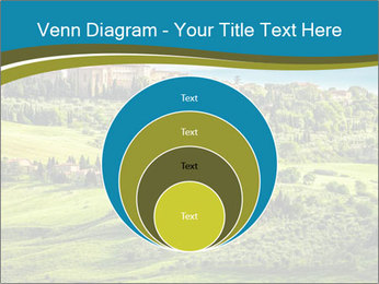 View of the town PowerPoint Templates - Slide 34