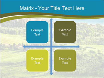 View of the town PowerPoint Templates - Slide 37