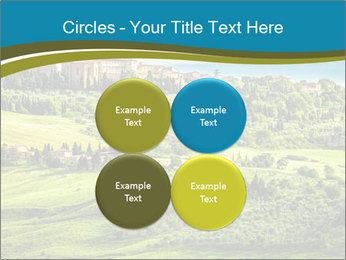 View of the town PowerPoint Templates - Slide 38