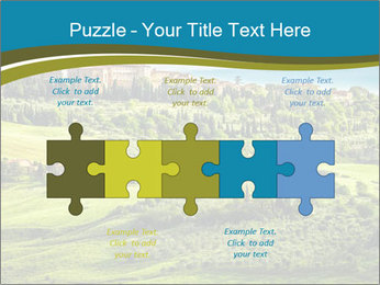View of the town PowerPoint Templates - Slide 41