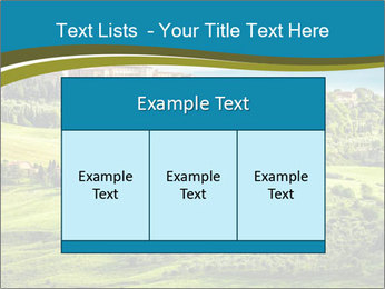 View of the town PowerPoint Templates - Slide 59